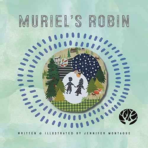 Muriel's Robin audiobook cover art