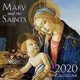 2020 Mary & the Saints Catholic Wall Calendar