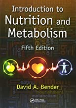 Introduction to Nutrition and Metabolism by David A. Bender(2014-04-07)