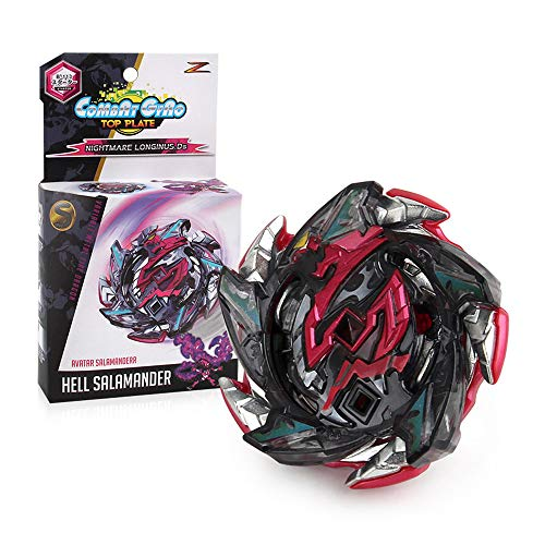 MLYWD Trottole da Combattimento - Beyblade Burst - Giocattoli educativi - 1 Set Beyblade Gyro Toy Kids (1 Trottole + 1 Il trasmettitore)