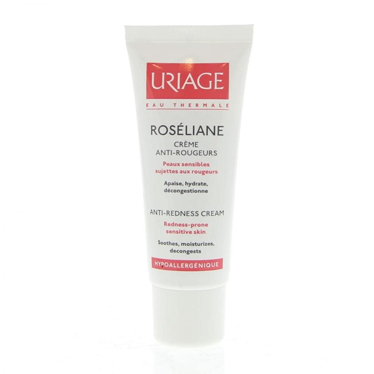 類推討論居心地の良いUriage Roseliane Anti-redness Cream 40ml [並行輸入品]
