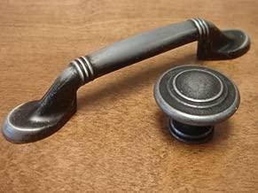 Sonoma Hardware Nantucket Pull Antique Iron 3
