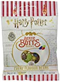 Jelly Belly Harry Potter Caramelos sabores especiales Bertie Botts - 54 g...