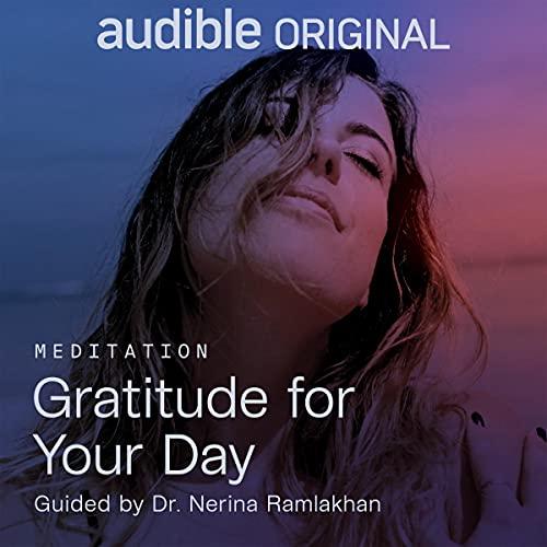 Diseño de la portada del título Gratitude for Your Day