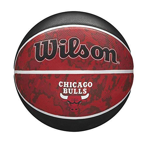 NBA Team Tiedye BSKT CHI Bulls