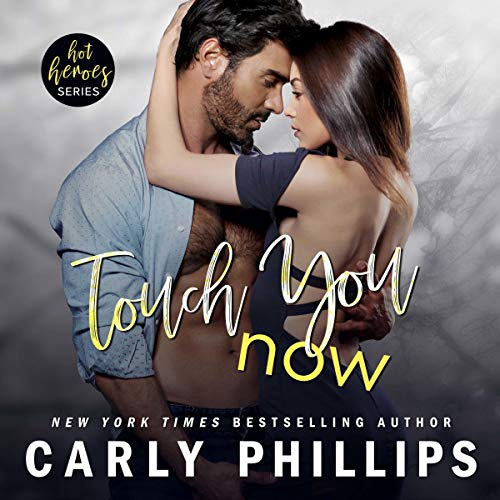 Touch You Now audiobook cover art