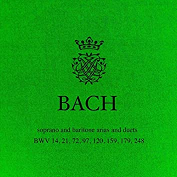 J. S. Bach: Soprano and Baritone Arias and Duets