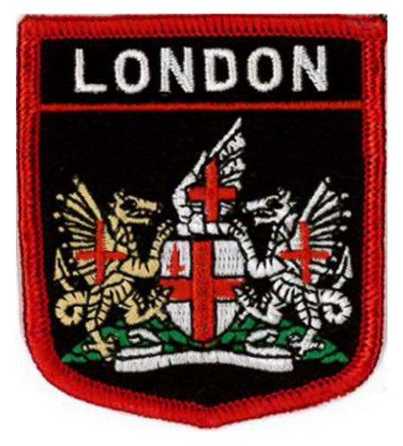 London City parche 6 cm X 7 cm 6