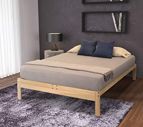 Nomad Plus Platform Bed - XL Twin