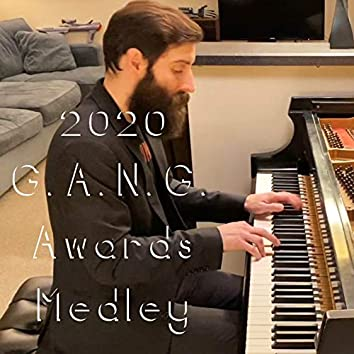 """2020 G.A.N.G. Awards Medley: Fantastic Creatures (From """"Fantastic Creatures"""") / Main Theme (From """"Rend"""") / Eno Cordova's Theme (From """"Star Wars: Jedi Fallen Order"""") / The Deep Portal (From """"Undersea"""") / Sanctuary 3 (From """"Borderlands 3"""") / Aria for Delphi (From """"Erica"""")"""