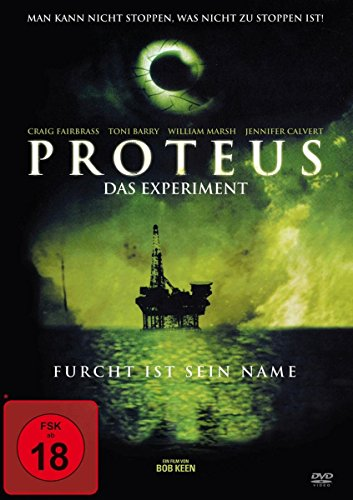Proteus - Das Experiment [Alemania] [DVD]