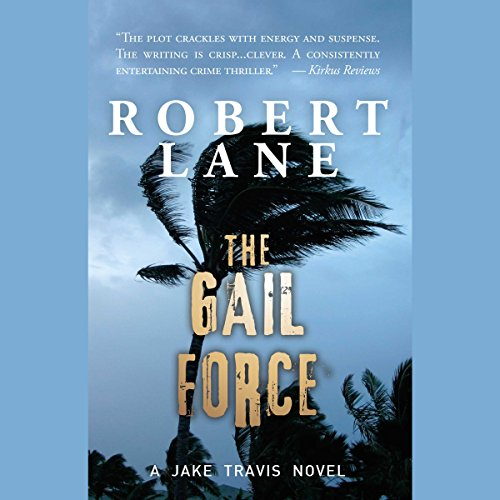 The Gail Force audiobook cover art