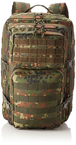 Mochila del ejército de los Estados Unidos, 50 litrosLitros., color - BW-Flecktarn, tamaño 50 l, volumen 50.0liters