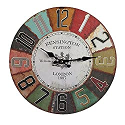 EFR Kensington Station London Quartz Wall Clock - 11