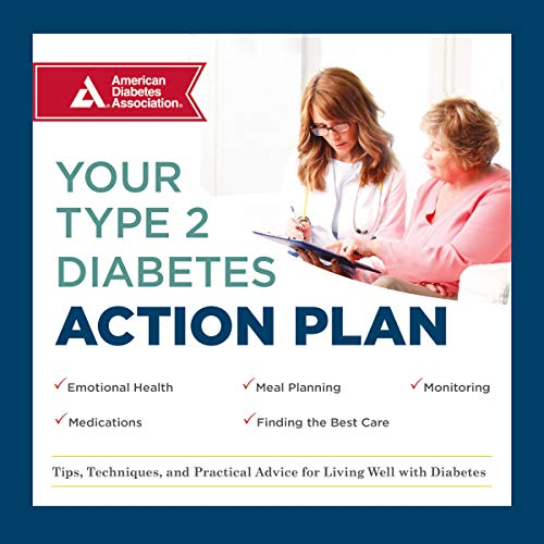 Your Type 2 Diabetes Action Plan cover art