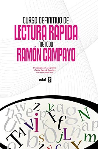Curso Definitivo De Lectura Rapida (Expansion online) (Psicología y Autoayuda)