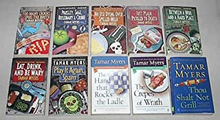 Pennsylvania Dutch Mystery 10 box set: Too Many Crooks Spoil the Broth; Parsley, Sage, Rosemary & Crime; No Use Dying Over Spilled Milk; Just Plain Pickled to Death; Between a Wok and a Hard Place; Eat, Drink and Be Wary; Play It Again, Spam; etc. (Pennsylvania Dutch Mystery with Recipes)