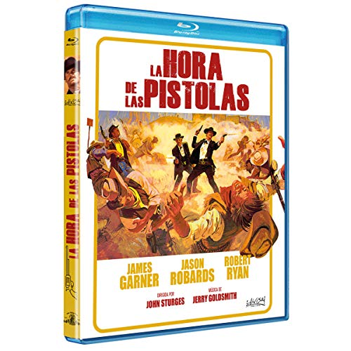 La Hora de las Pistolas [Blu-ray]
