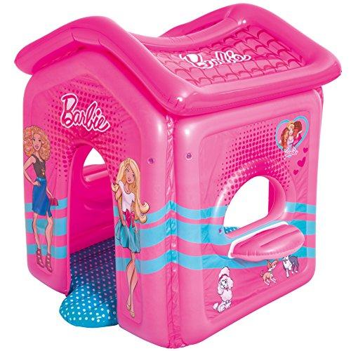 Bestway Barbie Spielhaus Malibu, 150 x 135 x 142 cm