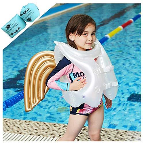 AJH Peuter Zwemhulpmiddelen Swim Float Trainer Opblaasbaar vest