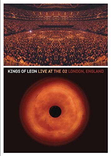 Kings of Leon-Liveat The 02 London, England