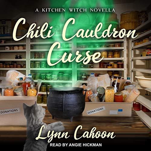 Chili Cauldron Curse  By  cover art