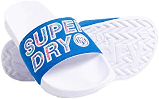 Superdry Infil Pool Slide, Chaussons Mules Homme