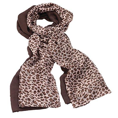 Xclusive Plus Chal bufanda con estampado - de color Tono rosado para Mujer de talla