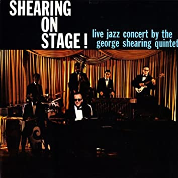 Shearing On Stage (Live)