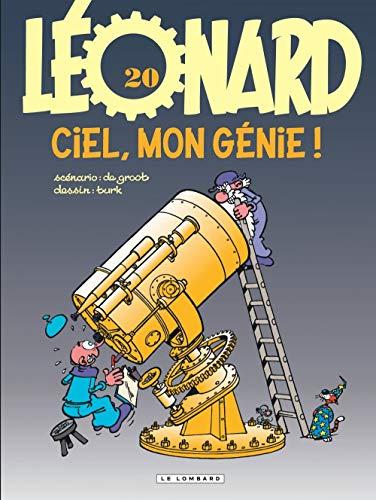 Léonard - tome 20 - Ciel, mon génie !