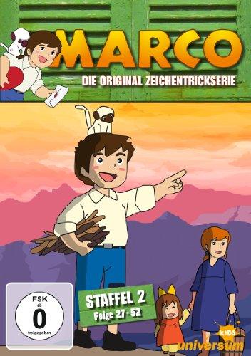 Marco - Staffel 2, Folge 27-52 (3 DVDs)