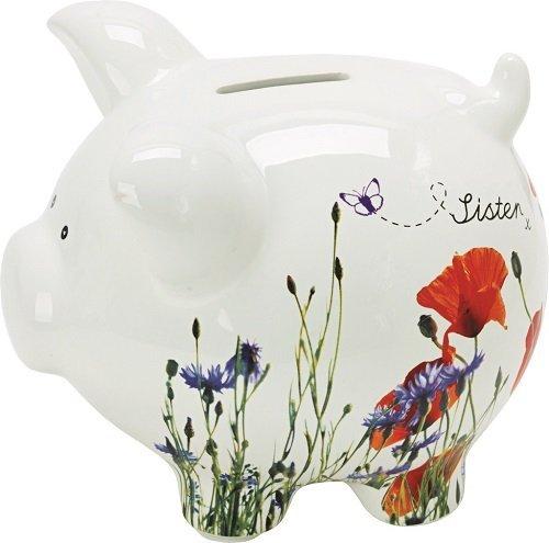 Suki Quite Simply 'Sister' Piggy Bank