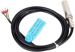 A sixx Sensor de Humedad del Suelo, medidor de Suelo, Exquisito a Prueba de Polvo de Alta confiabilidad para Aplicaciones en el Sitio e integración de Productos Monitoreo de Salas(SHT31)