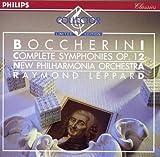 Boccherini: Symphonies, Op 12, No. 1-6