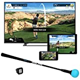 PhiGolf WGT Edition 2019 Mobile and Home Smart Golf Game Simulator