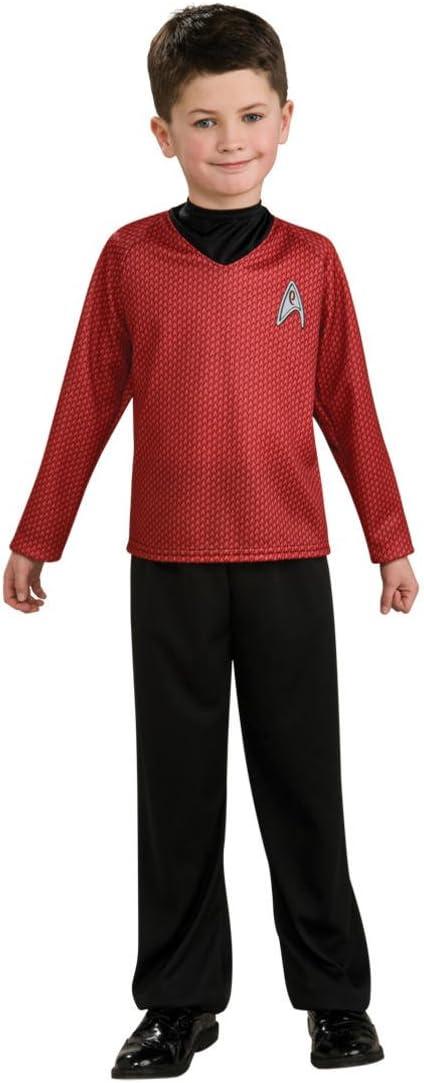 Star Trek Movie Engineering Child Costume - Popular overseas overseas SMALL Scotty