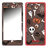 Disagu SF-106693_1210 Design Folie für Wiko Selfy 4G - Motiv Halloweenmuster 02
