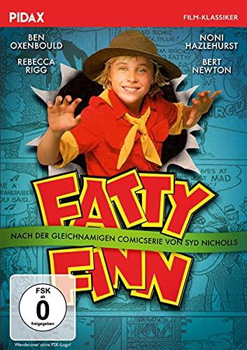 Fatty Finn / Preisgekrönte Abenteuerverfilmung der beliebten Comics (Pidax Film-Klassiker)