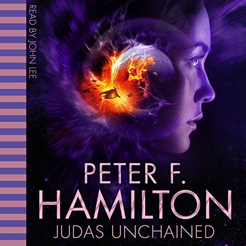 Judas Unchained audiobook cover art