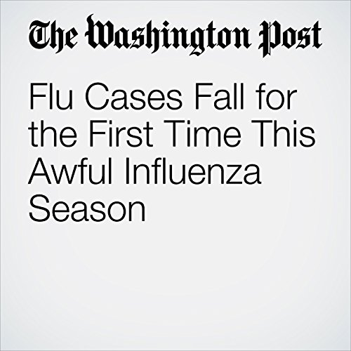 Flu Cases Fall for the First Time This Awful Influenza Season copertina