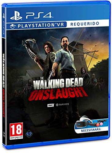 The Walking Dead: Onslaught (PS4)