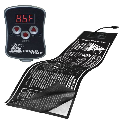 INNOMAX Thermal Guardian Touch Temp Solid State Waterbed Heater, Low Watt
