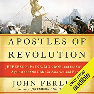 Apostles of Revolution cover art