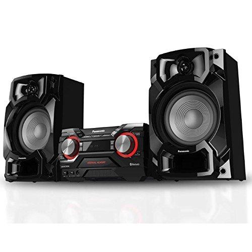 Panasonic SC-AKX440 NEGRO sistema estereo CD, sonido claro y potente