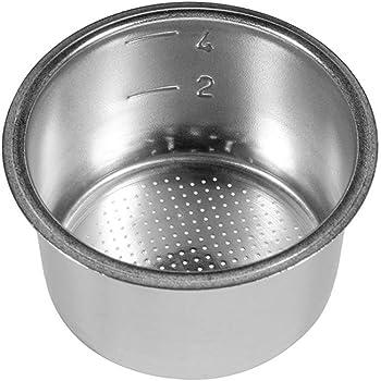 Embudo + Filtro cafetera 9 tazas | TECNHOGAR diámetro 73 mm: Amazon.es: Industria, empresas y ciencia