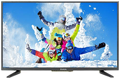 Komodo by Sceptre 32' 720p MHL HDMI X2 LED HDTV, Metal Black 2019 (KX-322)