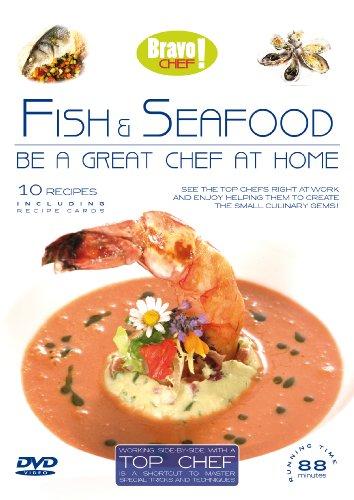 Bravo Chef // Fish & Seafood / 10 Recipes including recipe cards
