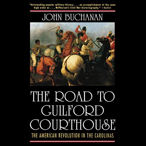 The Road to Guilford Courthouse cover art