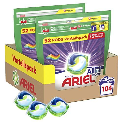 Ariel All-in-1 PODS Color, 104 kapsułki