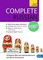 Complete Russian Beginner to Intermediate Course: Learn to read, write, speak and understand a new language (Teach Yourself)